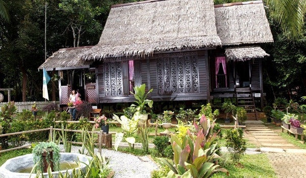 Taman Mini Malaysia Mini Asean Melaka C3a Singapore Elderly