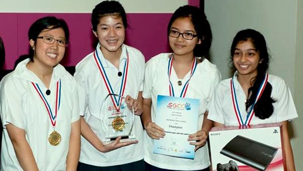SGCC2013 Champions