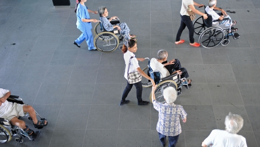 More maids hired for eldercare - Council for Third Age